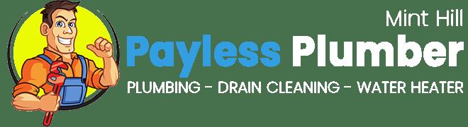 payless plumber mint hill nc logo
